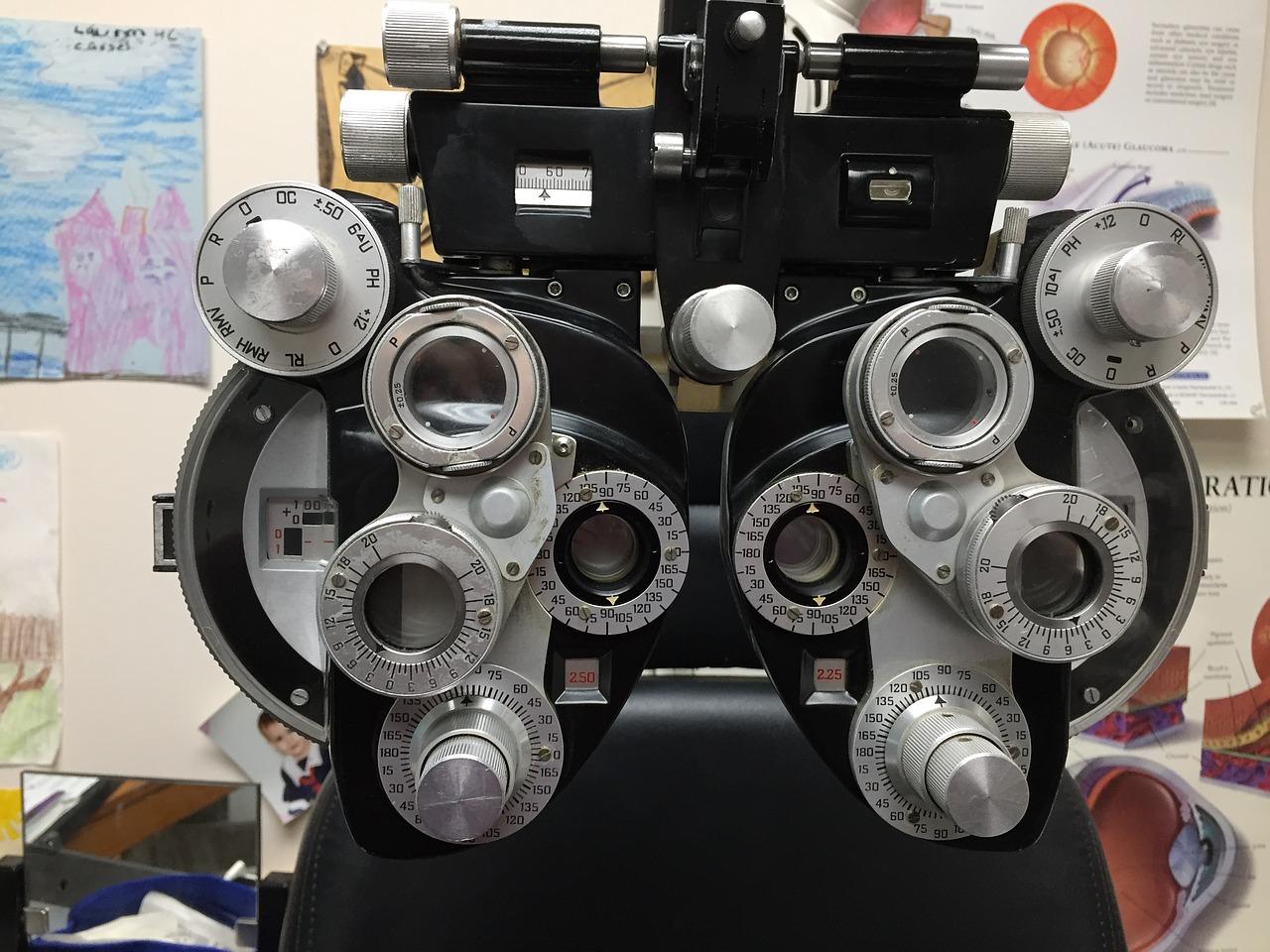 revision del oftalmólogo