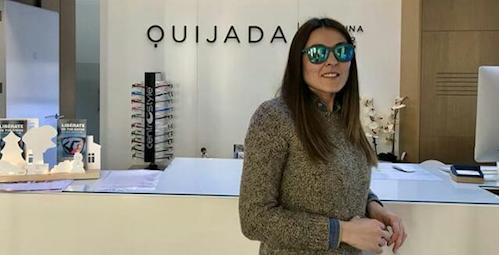 Ana Martínez - Testimonio ICL - Quijada | Medicina Ocular