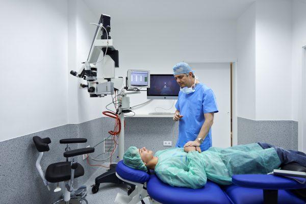 Área de cirugía